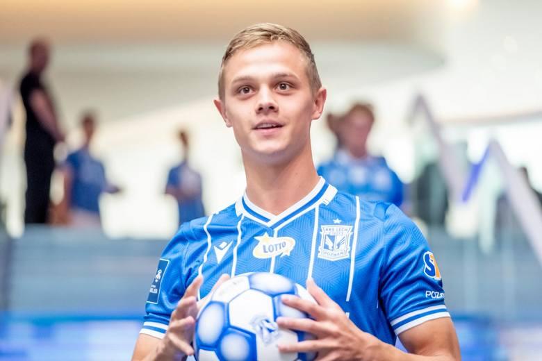 LECH POZNAŃ: ROBERT GUMNY (22 lata)Wychował się na poznańskim Łazarzu i jest oczywiście wychowankiem Kolejorza. Drużynę z Bułgarskiej opuścił tylko raz