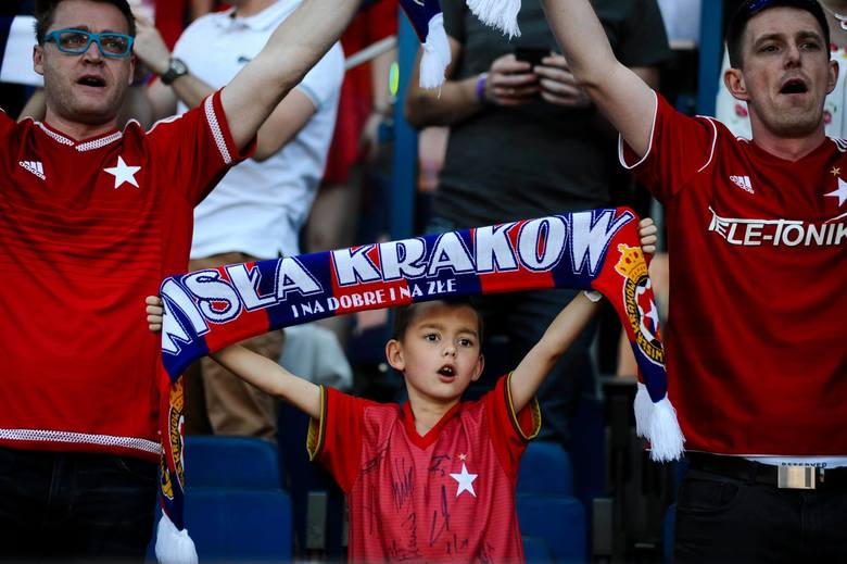 22.02.2018, Wisła Kraków - Legia Warszawa