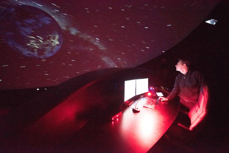Planetarium EC1 - Łódź