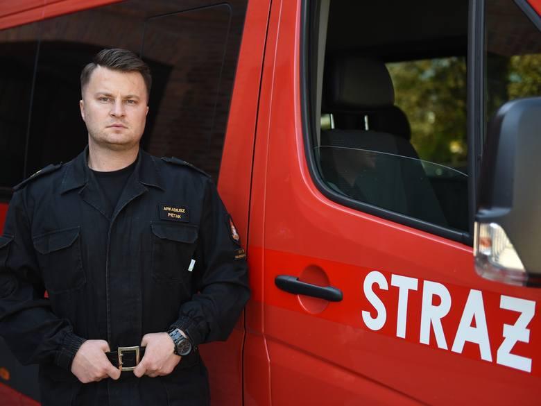 Od zawsze chciał Pan być strażakiem? Zawsze chciałem być mundurowym. W czasach kiedy wybierałem studia WAT (Wojskowa Akademia Techniczna w Warszawie)