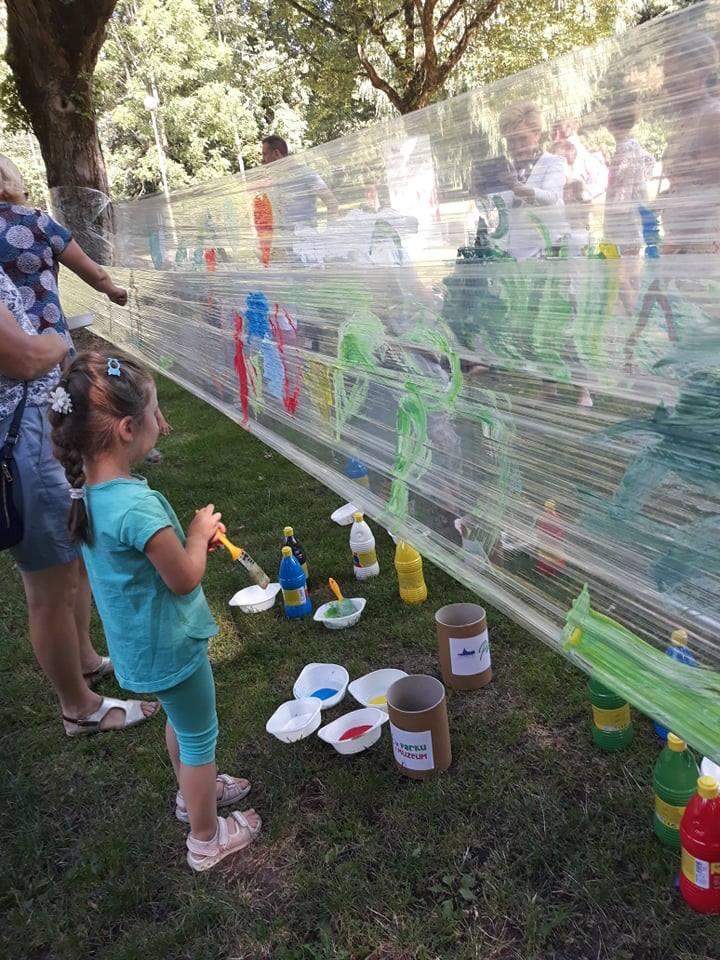 W sobotę w godz. 11-15 na placu zabaw przy Poliklinice koszalińskie muzeum zorganizowało piknik. Strefy zabaw, inspirowane muzealnymi wystawami to niektóre