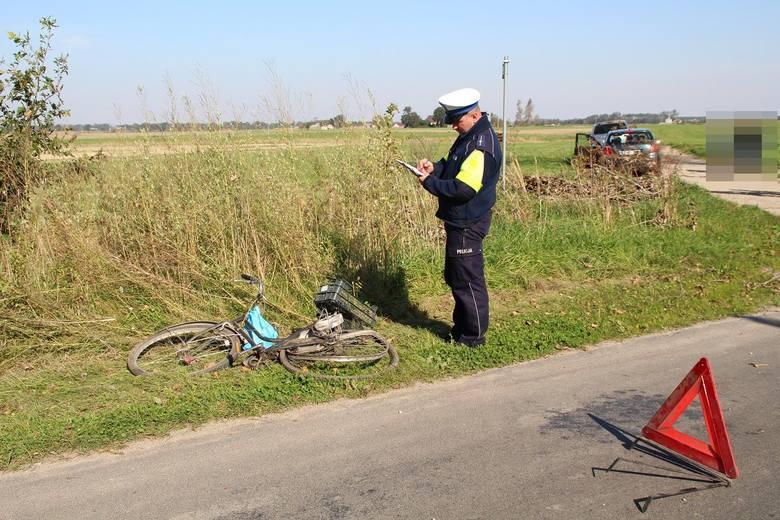 Wczoraj przed godziną 13 w gminie Sadki na trasie Broniewo - Dębionek osobowe volvo zderzyło się z rowerzystą.>> Najświeższe informacje