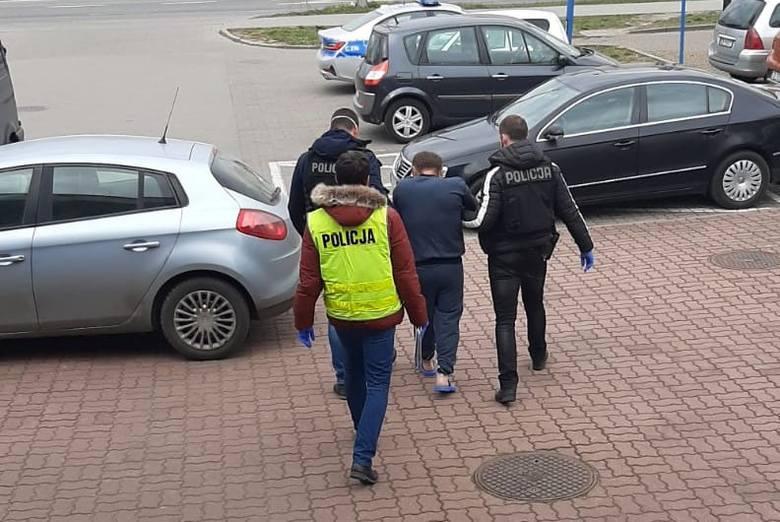 40-latkowi podejrzanemu o zabójstwo 71-letniego dozorcy kamienicy w Bydgoszczy  grozi nawet kara dożywotniego pozbawienia wolności