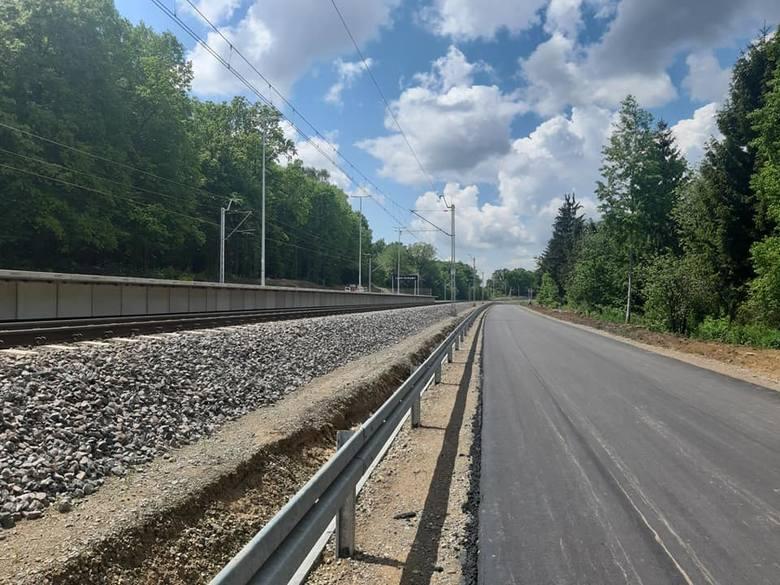 Będzie droga do przystanku Lublin Zachodni. Ale na razie tylko dla pieszych