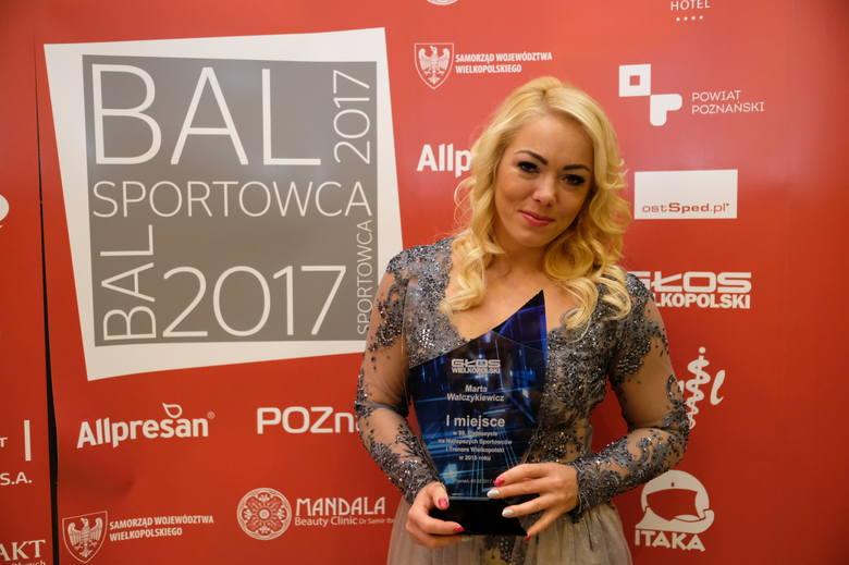 Zwyciężczynią 59. Plebiscytu na Najlepszych Sportowców i Trenera Wielkopolski w 2016 roku została Marta Walczykiewicz