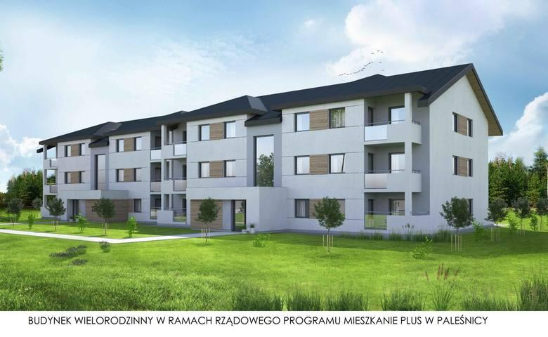 Zgodnie z założeniami programu, mieszkania będą ładne i komfortowe.