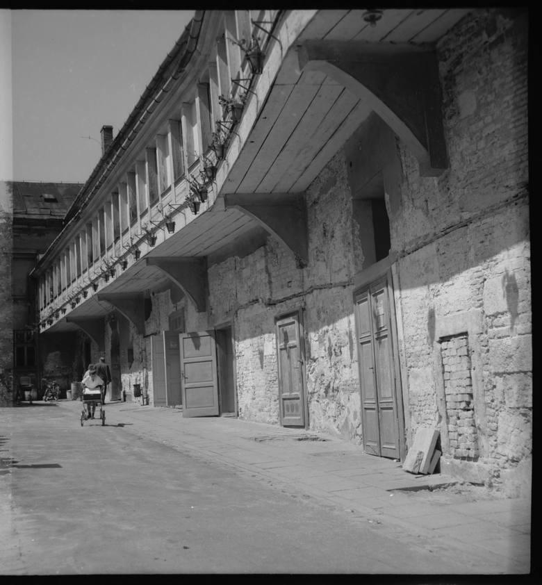 Zamek Żupny. Kiedyś były tam przychodnia zdrowia oraz przedszkole