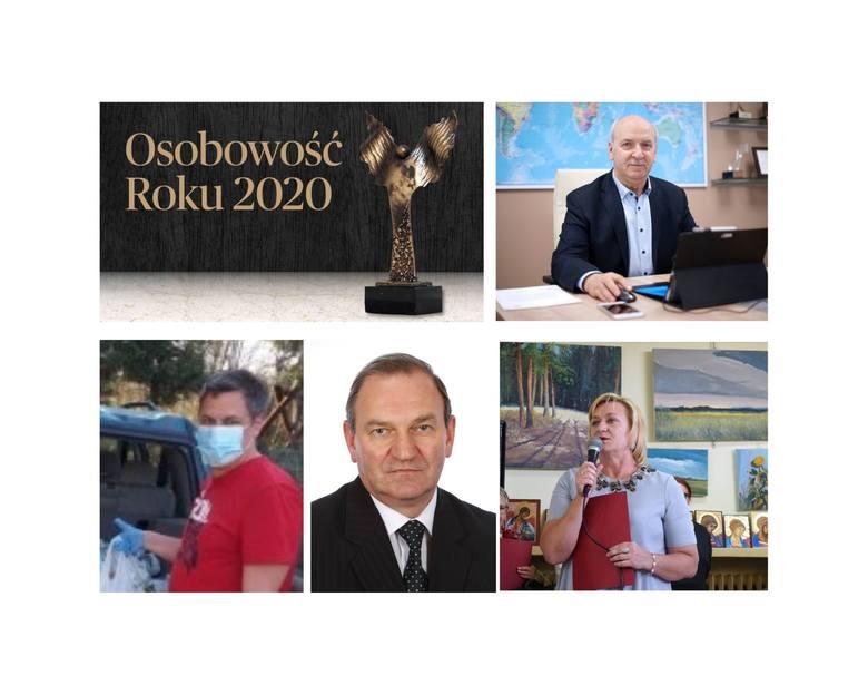 Poznaj liderów plebiscytu Osobowość Roku 2020 w powiecie chełmskim
