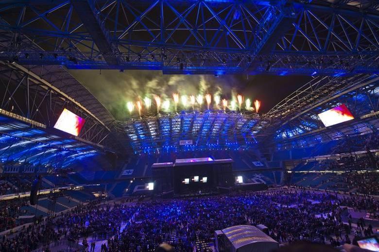 20 września 2010 roku odbyło się oficjalne otwarcie stadionu miejskiego po remoncie