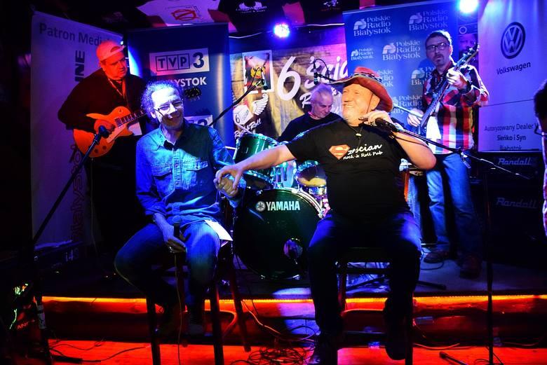 Pub 6-ścian. Trwa bicie rekordu Polski w graniu bluesa non stop