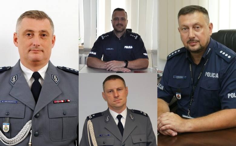 Do kogo należy władza w podlaskiej policji? Zobaczcie, kim są komendanci i ich zastępcy z poszczególnych miast w województwie.