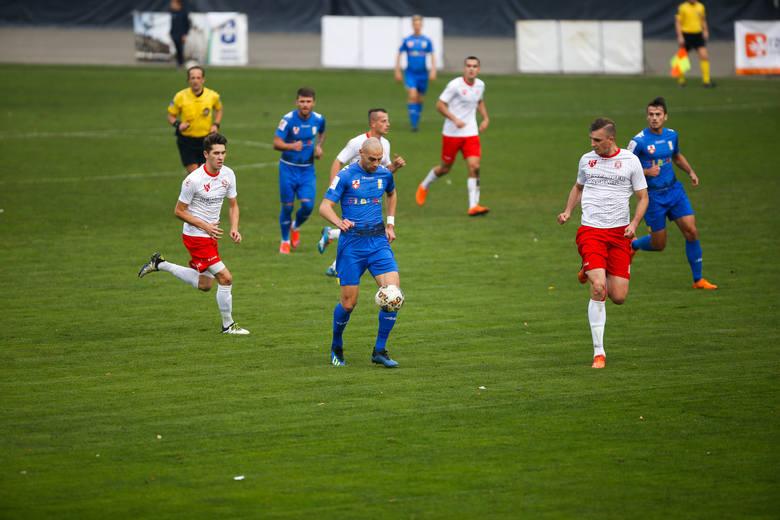 W meczu 16. kolejki drugiej ligi Apklan Resovia wygrała z Olimpią Elbląg 2:0. Obie bramki dla beniaminka zdobył Kamil Antonik. Apklan Resovia - Olimpia
