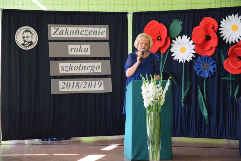 Zakończenie roku w Liceum Ogólnokształcącym im. Bolesława Prusa w Skierniewicach [ZDJĘCIA]