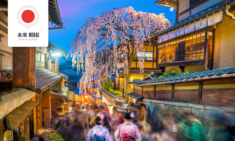 Projekt Mirai. Japonia – fascynujący kraj sakury i maneki-neko. Poznajemy najciekawsze japońskie święta i tradycje