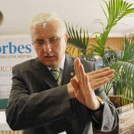 Wadim Tyszkiewicz, prezydent Nowej Soli: - Co jest tutaj środkiem, a co celem? Jeśli zbudujemy kilka laboratoriów i zatrudnimy setki profesorów, to wcale