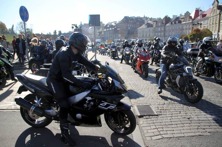 Lubelscy motocykliści zakończyli sezon (ZDJĘCIA)