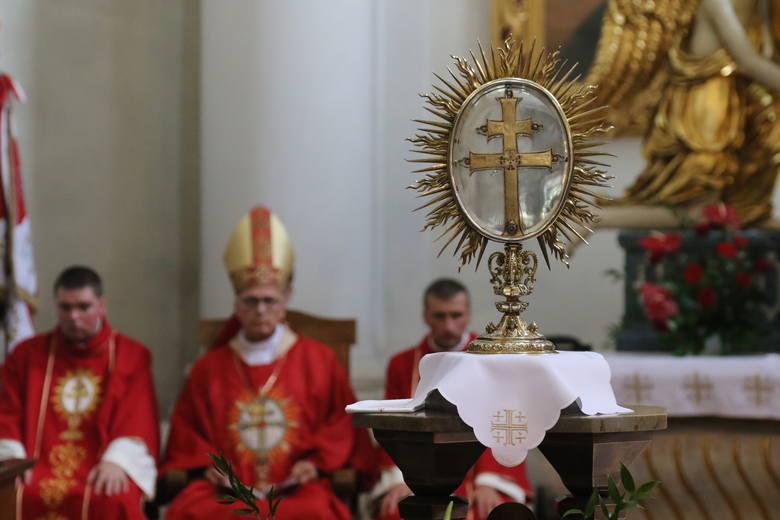 Trwają ważne uroczystości odpustowe w Sanktuarium na Świętym Krzyżu.