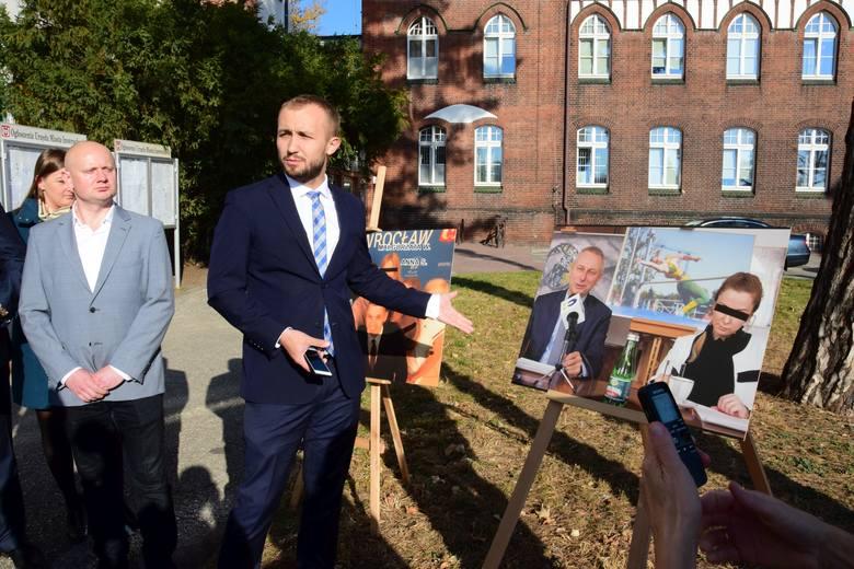 Na dzisiejszej konferencji prasowej Ireneusz Stachowiak, kandydat prawicy na prezydenta Inowrocławia, odniósł się do publikacji w Wirtualnej Polsce.