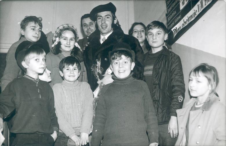 Kazimierz Deyna - chłopak z Lubichowskiej