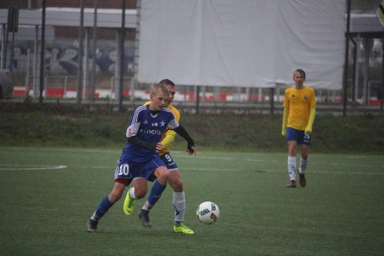 Centralna Liga Juniorów. Motor Lublin - Wisła Kraków 0:1. Mistrzostwo jesieni dla żółto-biało-niebieskich. Zobacz zdjęcia