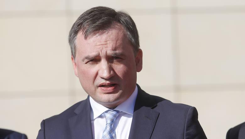 Zbigniew Ziobro, minister sprawiedliwości, odwiedził Rzeszów.