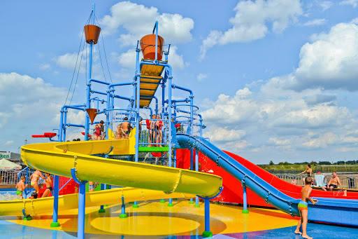 Wodny plac zabaw umiejscowiony jest zaledwie 10 min od obietu<br /> <br />