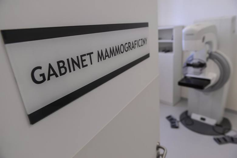 Badania mammograficzne będą prowadzone w Grudziądzu i Świeciu