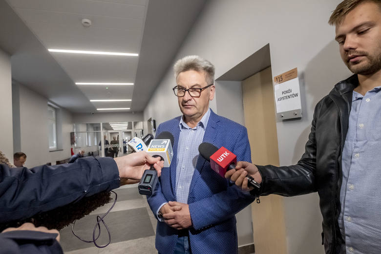 Zygmunt P. oskarżony o zabójstwo 14-letniego pasierba w Gogolewie, przyznał się w piątek do zarzutów.
