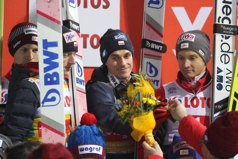 W miniony weekend w mediach społecznościowych pojawiły się informacje o kryzysie w małżeństwie skoczka narciarskiego , reprezentanta Polski  Piotra Żyły
