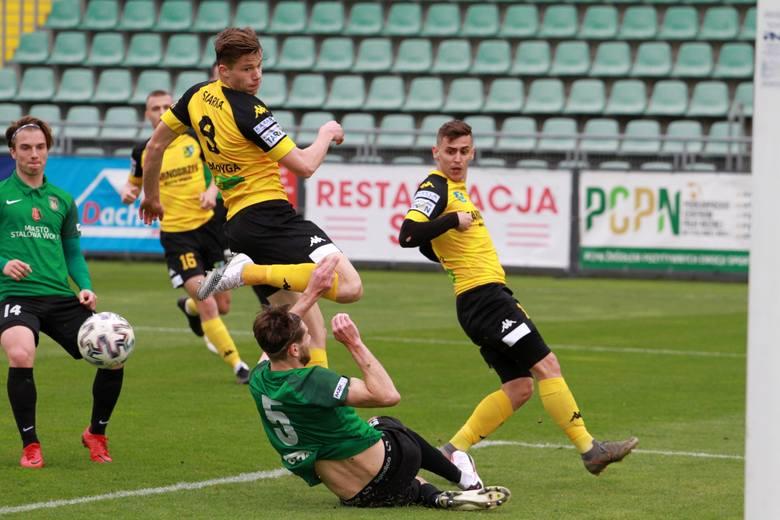 """Wielkie derby Podkarpacia dla """"Stalówki"""". Zobaczcie zdjęcia z meczu Stal - Siarka 4:0 (FOTO)"""