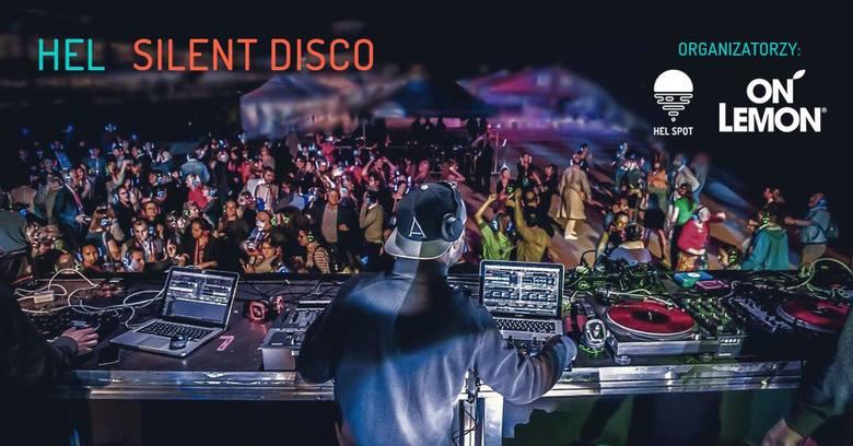 data: 17 sierpniagodzina: 19:30miejsce: Bulwar Nadmorski, HelSilent Disco to jedyna taka impreza, na której podczas zabawy możesz zmieniać gatunki muzyczne