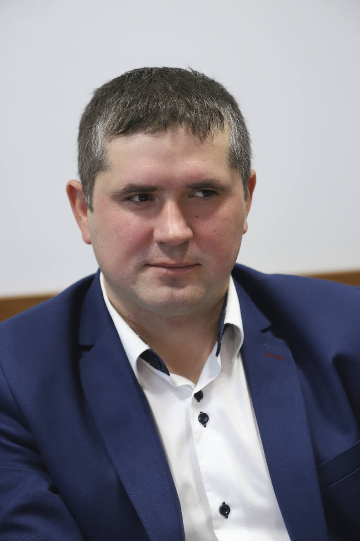 Mariusz Nikołajuk, 138 głosów 65.71% poparcia