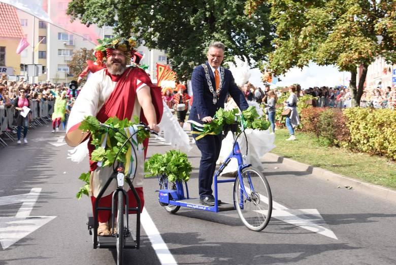 Prezydent Janusz Kubicki: W lubuskim winie czuć aromat i... pasję