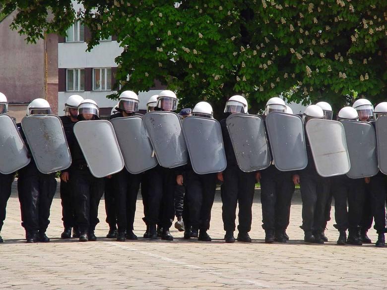 Nasi policjanci będą zabezpieczać Euro we Wrocławiu.