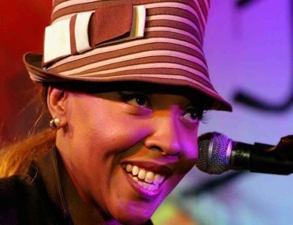 Karen Edwards zaśpiewa w sobotę na Komeda Jazz Festival.