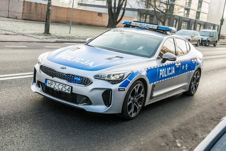 Specjalna policyjne grupa SPEED powstała kilka miesięcy temu w Komendzie Wojewódzkiej Policji w Poznaniu.