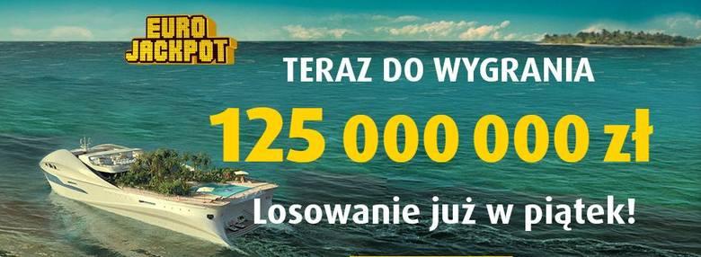 Eurojackpot wyniki 03.01. Eurojackpot losowanie 3 stycznia 2020 - wielka kumulacja. Do wygrania było 125 mln zł [Eurojackpot numery, liczby]