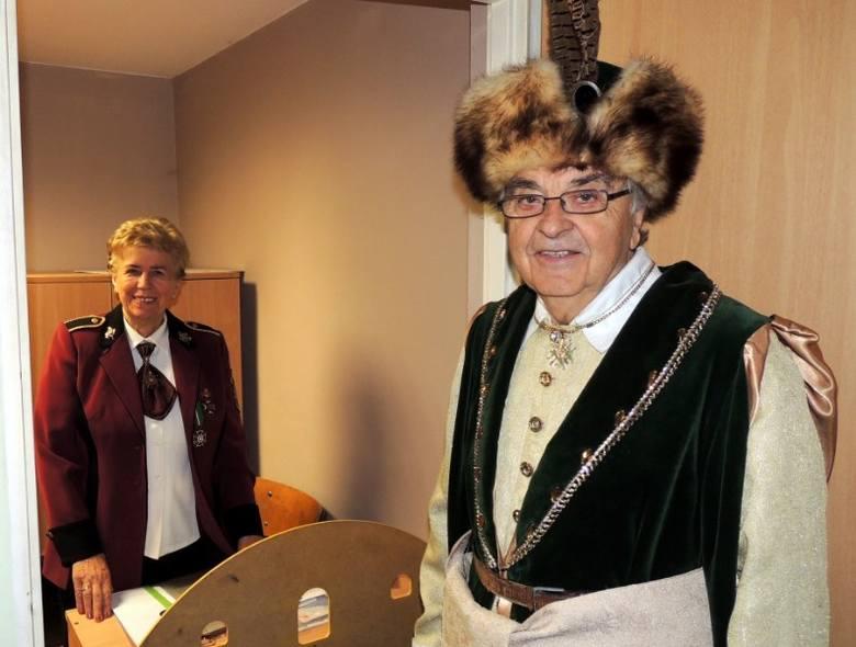 Na strzelnicy Dwór Grunwaldzki odbyły się zawody strzeleckie Kurkowego Bractwa Grodu Przemysława w Poznaniu. Rywalizowano o tytuł Króla Żniwnego A.D.