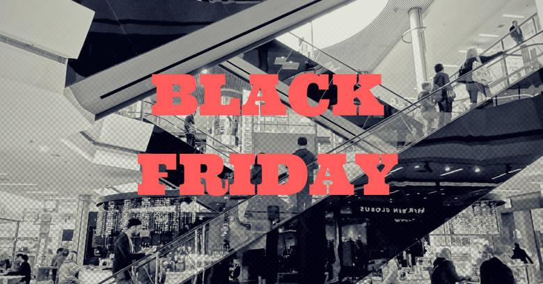 """Black Friday 2018 sklepy, promocje, zniżki. Lista sklepów na Black Friday 2018. Gdzie i kiedy wyprzedaże. Black Friday 2018. Co to jest """"Czarny"""