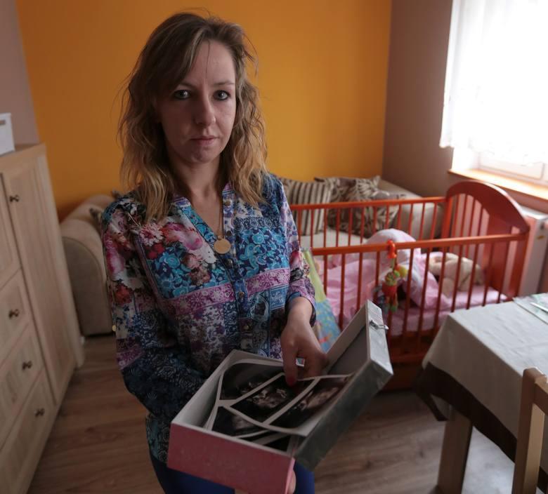 Luiza Gordzelewska z mężem tak czekali na narodziny Kalinki. Teraz chcą wiedzieć, dlaczego doszło do tragedii.