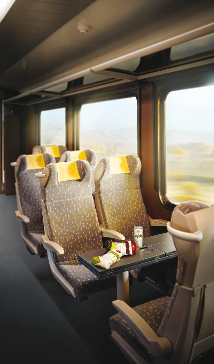 Później nie pierwotnie zakładano ruszy bezpośrednie połączenie kolejowe Przemyśla (Medyki) z Pragą, czeską linią Leo Express. Obiecująco wyglądają warunki,