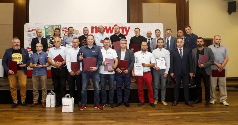 Laureaci plebiscytu Mistrzowie Motoryzacji 2019.