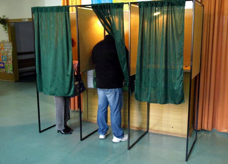 Frekwencja w II turze wyborów w gminie Mielno