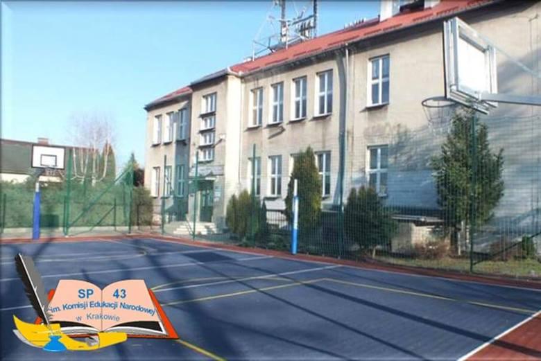 Kategoria: SZKOŁA ROKU 2018Szkoła Podstawowa nr 43, ul. Myślenicka 112, Kraków (KNS.336) Szkoła Podstawowa nr 43 znajduje się na ulicy Myślenickiej 112,