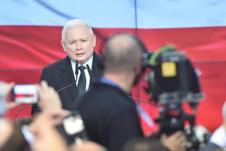 Przed nami cztery lata ciężkiej pracy, bo Polska musi się zmieniać dalej. Musi się zmieniać na lepsze - powiedział prezes PiS Jarosław Kaczyński