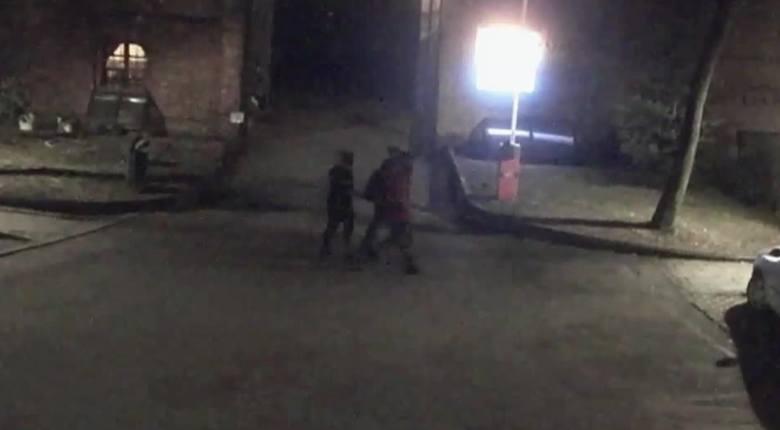 Jest nagranie z dewastacji Kalwarii Panewnickiej. Rozpoznajesz sprawców?