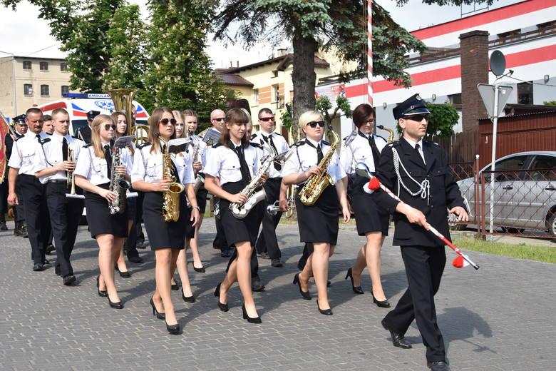 Orkiestra OSP z Kcyni. Grają dla strażaków i swego miasta już od pół wieku