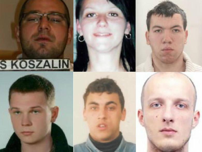 Zachodniopomorska policja poszukuje mężczyzn podejrzanych z art. 279 § 1, czyli kradzież z włamaniem. Jeśli kogoś rozpoznajesz, powiadom funkcjonari