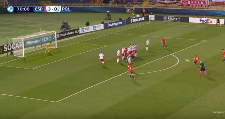 Euro U-21 2019. Skrót meczu Polska - Hiszpania 0:5 [WIDEO]