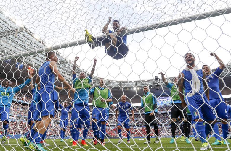 Reprezentacja Włoch zakończyła przygodę Hiszpanów z Euro 2016!